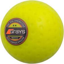 Grays Hockey Match Ball - Yellow