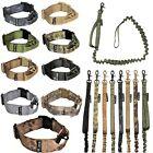 Tactical Dog Collar Handle Military Training Leash Molle Medium Large M L XL XXL