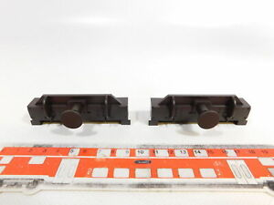 CJ502-0, 5 #2x Piko G Scale / Iim Puffer Plank With Mittelpuffer; 37520-11222;