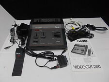 Hama Videocut 200, Videoschnittgerät für VHS - Systeme