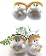 NURSE DEODORANT DOLL/NOT BAD SMELL WHEREVER THE PLACE/FRESH AIR/4 PCS.