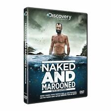 Naked and Marooned with Ed Stafford Discovery DVD