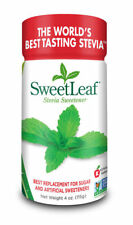 SweetLeaf Stevia Plus Shaker Bottle 115g