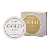 PETITFEE Gold & EGF Eye&Spot Patch 90ea [Eye 60ea+Spot patch 30ea] Cosmetics