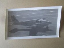 PHOTO AVION PIPER TWIN COMANCHE G-ATMT AIRCRAFT FLUGZEUG
