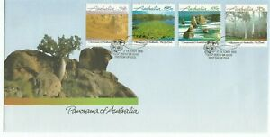 1988 Panorama of Australia ≈ First Day Cover