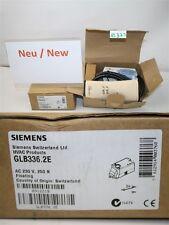 siemens GLB336.2E  AC 230 V 250 N Luftklappen Drehantrieb HVAC Products