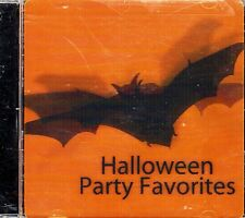 Drew's Famous HALLOWEEN PARTY FAVORITES: MUSIC & SOUND EFFECTS with BONUS GAMES!