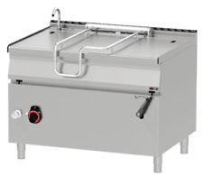 OW Elektro Kippbratpfanne 120 Liter mit manueller Kippung