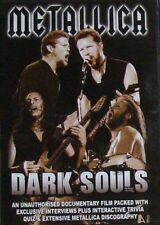 DVD METALLICA - DARK SOULS