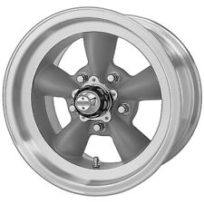"American Racing VN105 Torq Thrust D 15x6 5x4.75"" +4mm Gunmetal Wheel Rim 15 Inch"