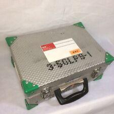 BBC Outside Broadcast aluminium flight case no.3