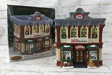 OWell Heartland Valley Village Ace Hardware Christmas Building Porcelain 1997