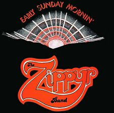 CD THE ZIPPYR BAND - Early Sunday Mornin / Hard Rock Southern Rock USA 1977