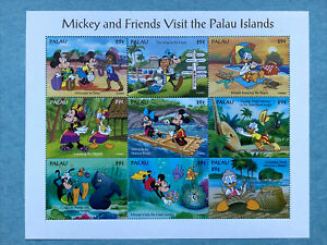 Mickey and Friends Visit the Palau Islands