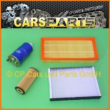 Set: OLIO, ARIA, CARBURANTE E degli interni vano filtro-VW Golf IV 1.9 TDI