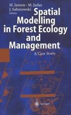 SPATIAL MODELLING IN FOREST ECOLOGY AND MANAGEMENT - NEW PAPERBACK BOOK