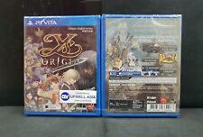 (ASIA ENGLISH VERSION) PSV PS Vita YS Origin (Brand New)