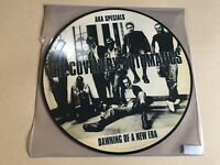 "DAWNING OF A NEW ERA 12"" PICTURE DISC LP COVENTRY AUTOMATICS AKA THE SPECIALS"