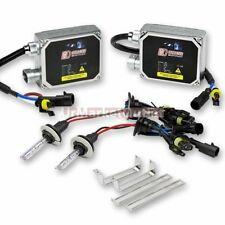 9004 Low Beam 10000K Xenon HID Conversion Kit HeadLight Light Bulb+AC Ballast