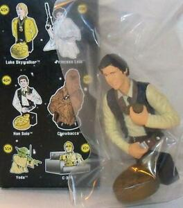 Gentle Giant STAR WARS HANS SOLO BUST-UPS Micro-Bust Model Kit 2004 New