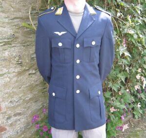 German Air Force Dress Jacket Uniform Parade Lined Luftwaffe Military Surplus