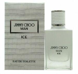 JIMMY CHOO MAN ICE EAU DE TOILETTE 30ML SPRAY - MEN'S FOR HIM. NEW
