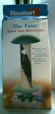 Havahart 00150 The Twist Spiral Plastic Tube Bird Feeder, Large, Free Shipping