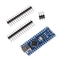 USB Nano V3.0 ATmega328P CH340G 5V 16M Scheda microcontrollore per arduino LOCLO