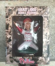 2018 Brad Lidge Bobblehead Philadelphia Phillies SGA Bobble Astros Nationals