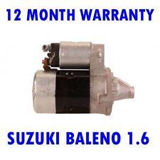 Suzuki baleno swift wagon R+ 1.3 1.8 1.9 1995 - 2002 starter motor
