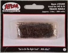 Atlas #2540 Track Nails for Atlas HO & N Scale Track