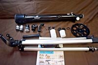 Gskyer Telescope, Instruments Infinity 60mm AZ Refractor Telescope (AD468)