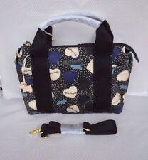 Radley 'Hearts' Black Oilskin Multiway Shoulder Bag RRP £105 BNWT Brand New!