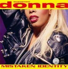 Mistaken Identity 0654378617829 by Donna Summer Vinyl Album