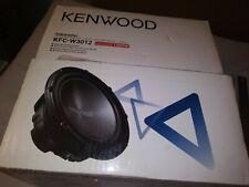 VINTAGE KENWOOD 12'' SUB-WOOFER KFC-W3012 NEW IN OPEN BOX