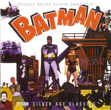 BATMAN - ORIGINAL SOUNDTRACK - NELSON RIDDLE