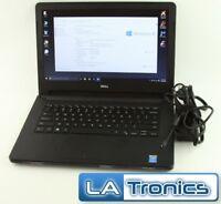 Dell Inspiron 14 3458 Laptop Intel Dual Core i3-5005U 2Ghz 8GB 500GB Win 10 Home
