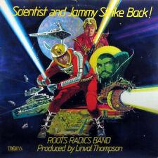 Scientist & Prince Jammy - Scientist And Jammy Strike Back RARE!! CD