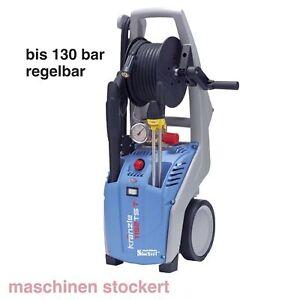 Kränzle Hochdruckreiniger K1152 TST, Dampfstrahler bis zu 130 bar Druck regelbar