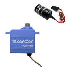 Savox SW0250MG WATERPROOF DIGITAL MICRO SERVO W/Glitch Buster