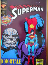 Superman Classic n°3/4 Numero Doppio ed.Play Press [G.163]