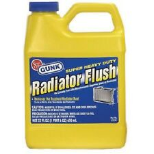 New Solder Seal Gunk C2124 Super Heavty Duty Radiator Flush - 22 fl. oz.