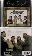 CD Aventura `God's Project` Bachata Neu