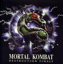 T Soto : Mortal Combat Annihilation : DOSSIER PRESSE