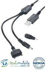 Cable de Datos Nokia CA-70 para Nokia N73 N72 6680 6280 6230i 3230 3300 6070  ..