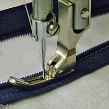 Industrial Presser Narrow Zipper Foot Feet For Brother Domestic Sewing Machine