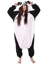 Panda Adult Pajamas Animal Cosplay Costume Onesie Onesie (Size XL) YONE003