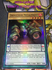 OCCASION Carte Yu Gi Oh ORDUCTEUR METALPHOSE OP03-FR004