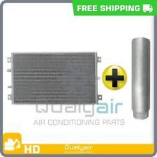 AC Condenser + Drier Caterpillar Excavator 312C,315C,318C,319C,320C/1640588 QC